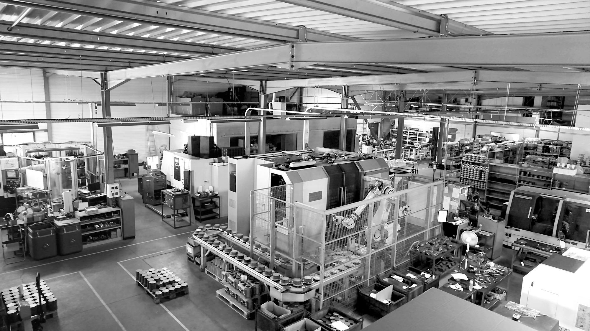 Pollard Pumps factory