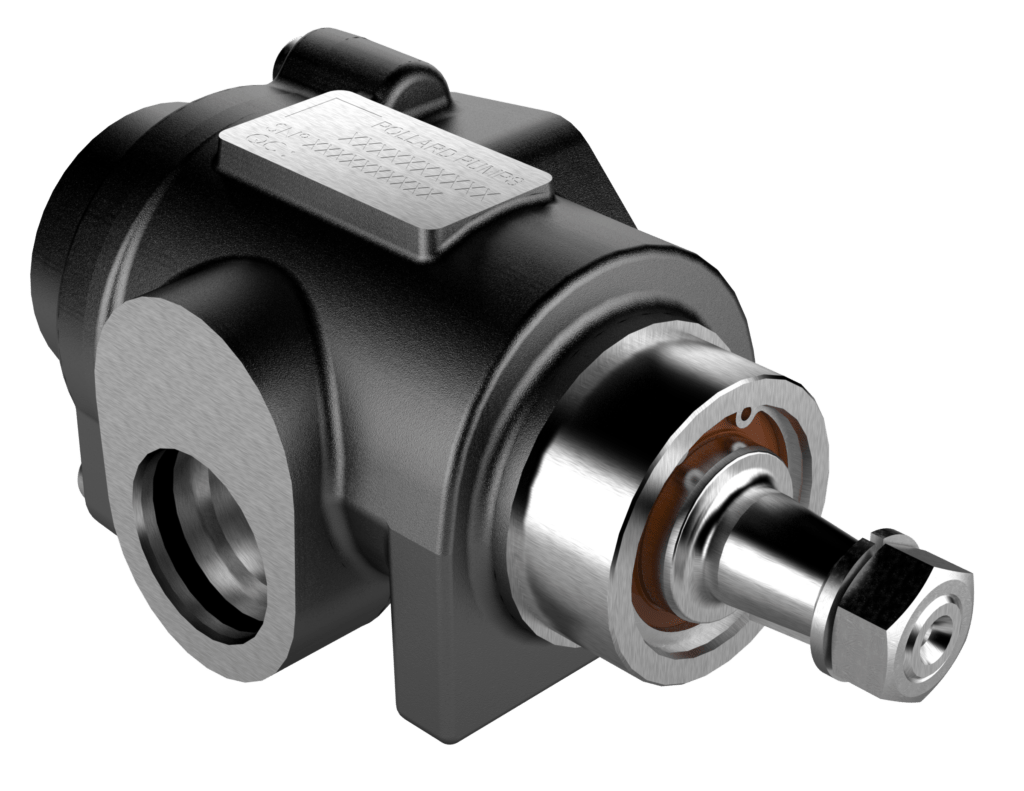 Pompes Pollard PZ92-0001-ISO