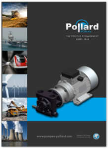 Cover Catalogue Pollard Pumps