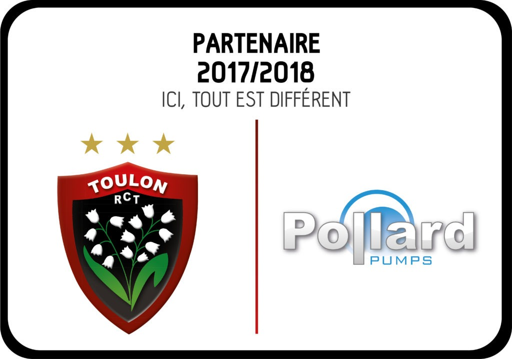 Pompes Pollard RCT 2017/2018