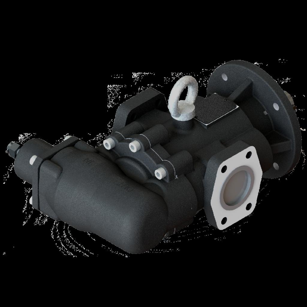 pompe volumétrique P70-225 SAE